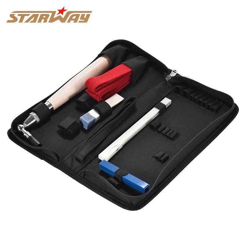 STARWAY outils de PianoTuning professionnel Set outils de Maintenance accordeur pour Piano Instruments de musique pièces accessoires C