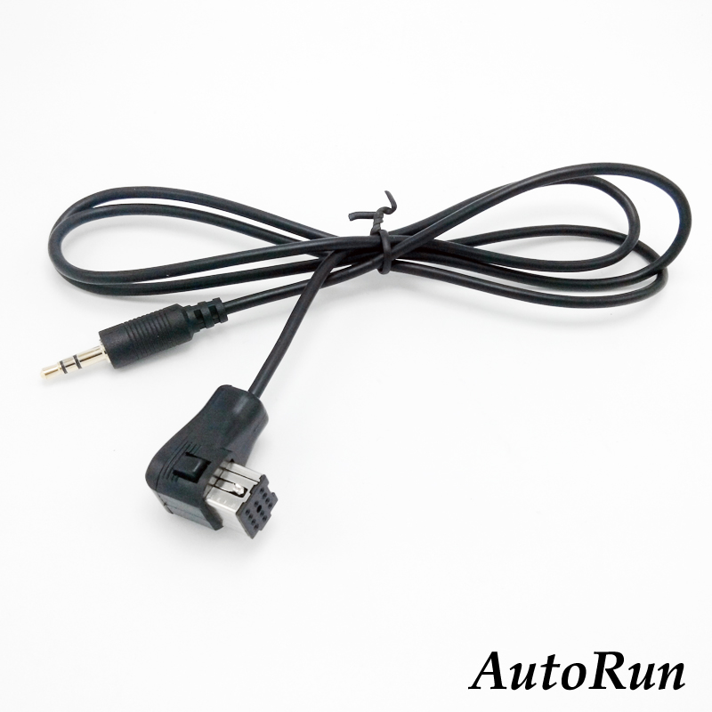 aux input adapter for pioneer car stereos with ip bus cd. Black Bedroom Furniture Sets. Home Design Ideas