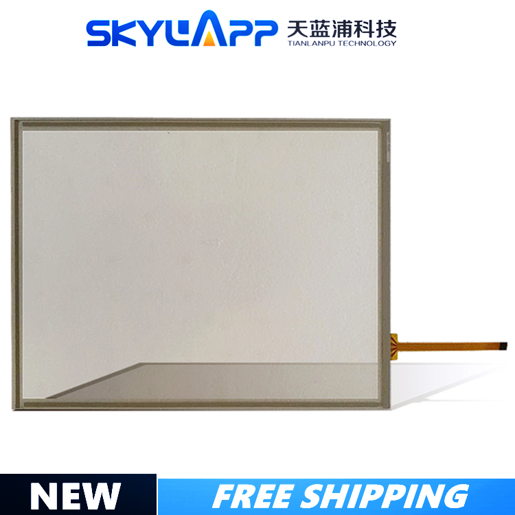 New industrial 10.4inch 4-wire touch screen AMT9509 A B handwriting screen industrial control medical equipment touchpad GlassNew industrial 10.4inch 4-wire touch screen AMT9509 A B handwriting screen industrial control medical equipment touchpad Glass