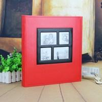 Hardcover Insert Photo Album Picture Album 6 inch Photo Book 600 Into Large capacity Family Couple Baby Album Birthday Gift