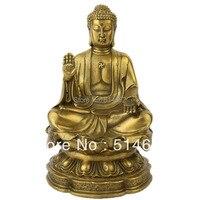 FengShui Brass BUDDHA Figurines/FENGSHUI BUDDHA M1278