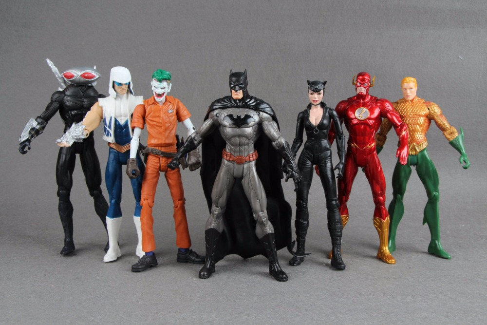 justice league of america toys action figures and - 1000×667