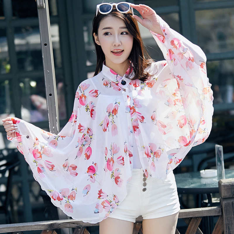 Women's Accessories Chiffon Sunscreen Arm Set Of Female Xia Uv Thin Long Drive Bike Is Prevented Bask In Sleeve Arm Set Of Shade Online Discount