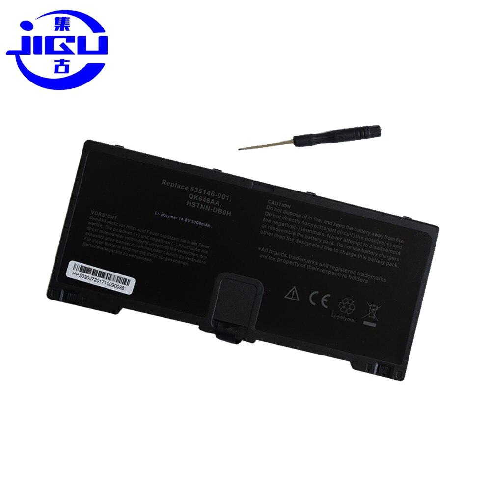 JIGU Laptop Battery 635146-001 FN04 HSTNN-DB0H HSTNN-DB0HP QK648AA FOR HP ProBook 5330m все цены