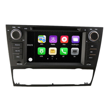 In-Car Multimedia System For BMW 3 Series E90 E91 E92 E93 With DVD Player GPS Navigation Stereo Headunit image