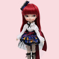 BJD/SD BB Ragazza Bambola Snodabile Resina di Alta Qualità 35 cm Figura 35 cm Toy Regali