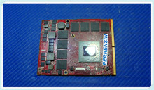 """0V5TGF Original für Dell für Alienware M17xR3 R4 17,3 """"Echte Laptop HD 6870 mt Video Karte V5TGF 100% Arbeitet perfekt"""