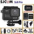 Экшн-камера SJCAM SJ8 Pro SJ8 Series, камера для шлема с 4K, 60 FPS, Wi-Fi, дистанционным управлением, чипсет Ambarella, UltraHD качество 4K/60FPS, цифровая видеокамера для...