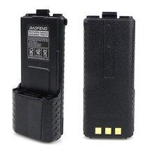 7.4v 3800mAh High Capacity Battery For BaoFeng UV-5R Walkie Talkie BaoFeng Two Way Radio Accessories