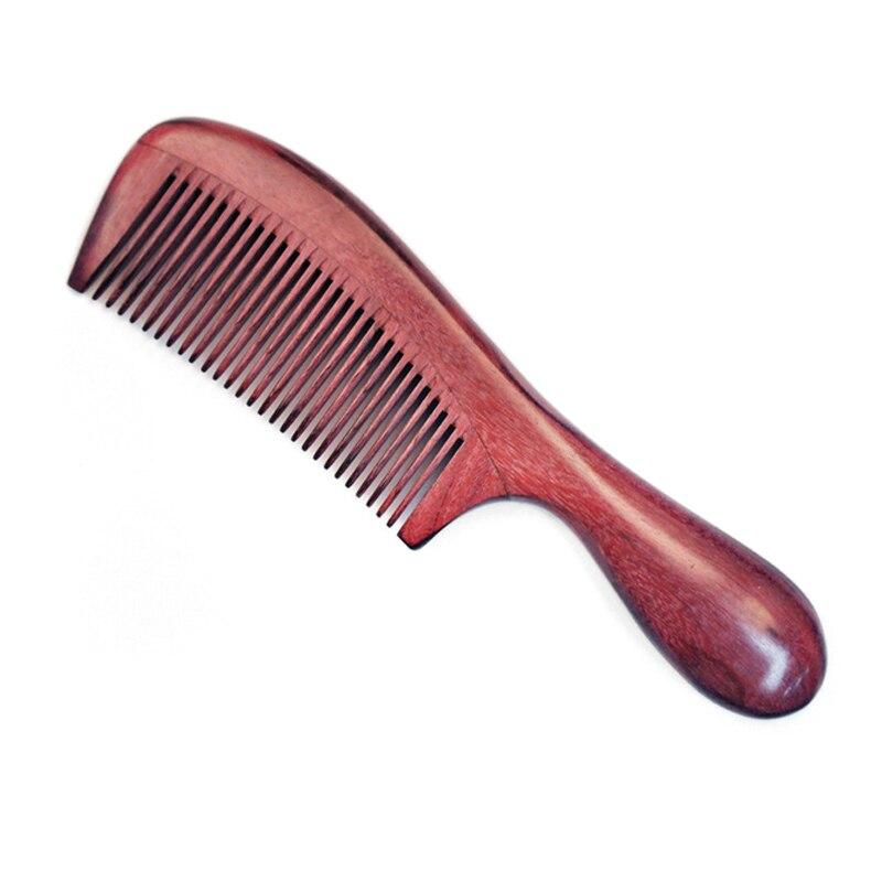 Artizanat Artizanal Anti-Stomatik i Shitjes së Leshit Druri natyral - Kujdesi dhe stilimi i flokëve - Foto 2