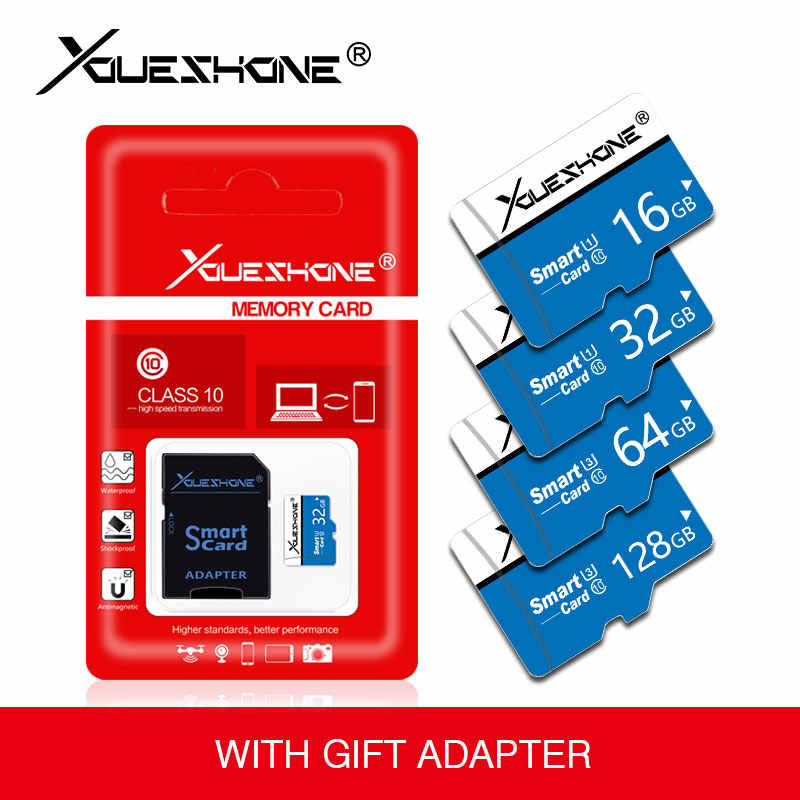 Large Capacity Class 10 64gb 128gb Micro Sd Card 4g 8g 16g 32gb Tarjeta Sd Flash Memory Card Carte Sd Tf Card Cartao De Memoria