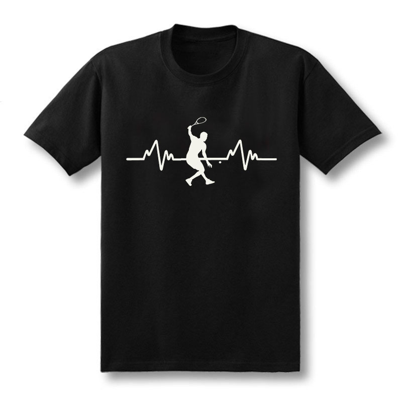 Summer Fashion Heartbeat Squash T-Shirt New T Shirts Funny Tops Tee New T Shirts Unisex Funny Tops