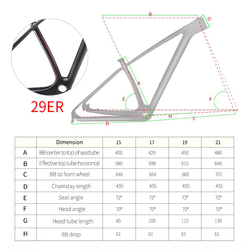 "HTB1xWJuaiLxK1Rjy0Ffq6zYdVXaV - Catazer Carbon Mountain Bike 17""/19""21"" Carbon Fiber Frame Bicycle 29er Wheel 20 Speeds Profession MTB Bicycle Disc Brake Bike"