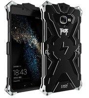 For Samsung Galaxy A5 2017 Aluminum Metal Case Cover For Samsung A5 2017 Ironman Case Simon
