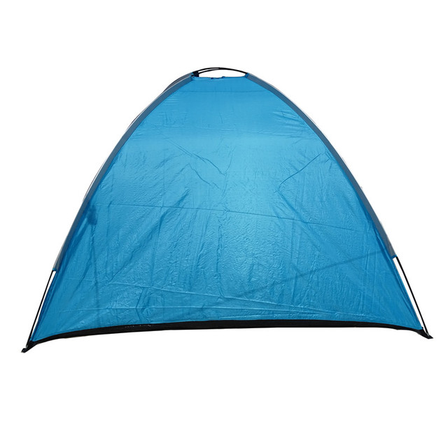 3-4 Sun Beach Tents Sun Shelter Outdoor Portable Camping Tent Summer Garden Awning Fishing Shade Canopy Tent Strandtent