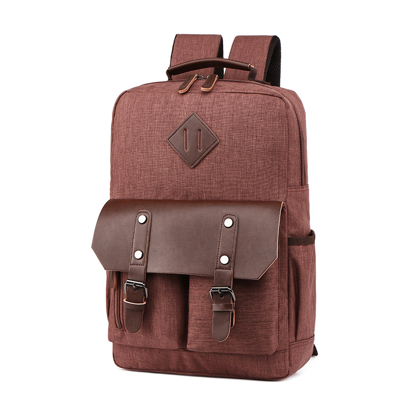 2019 Vintage Style Women Men Backpacks High Quality Canvas School Bags Backpack Brand Designer Fashion Travel Bag Casual mochila2019 Vintage Style Women Men Backpacks High Quality Canvas School Bags Backpack Brand Designer Fashion Travel Bag Casual mochila