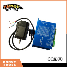 ANNOYTOOLS nema 23 closed loop stepper motor and driver hybrid easy servo system 1.8Degree 4.2A 2.0N.m 76mm 57HSE2N-D25