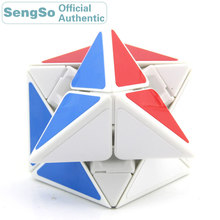 ShengShou Skewbcube 8 Axis 3x3x3 Magic Cube 3x3 Cubo Magico Professional Neo Speed Puzzle Antistress Fidget Toys For Kids
