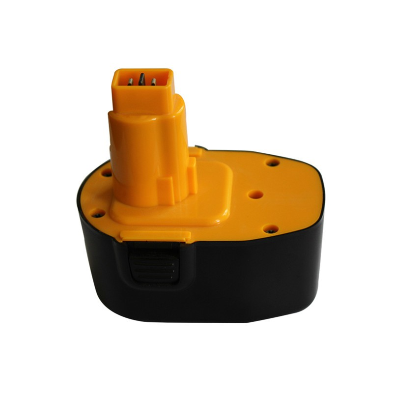 Est produit nouvelle batterie de remplacement pour Dewalt DEW-14.4 batterie d'outil électrique 14.4 V 3000 mAh DC9091 DE9038 DW9094 - 4