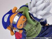 Naruto Shippuden Hatake Kakashi With Ninken Pakkun Action Figurine