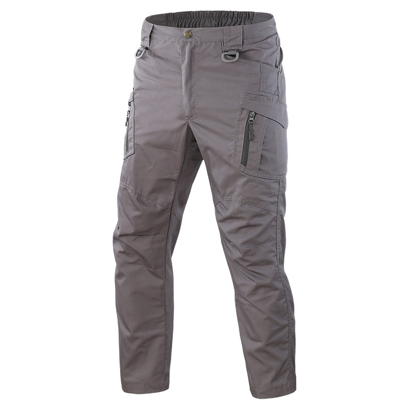 5XL Summer Thin Breathable Camouflage Tactical Training Pants Male Outdoor Sports Hiking Climbing Wearproof Quick Dry Trousers