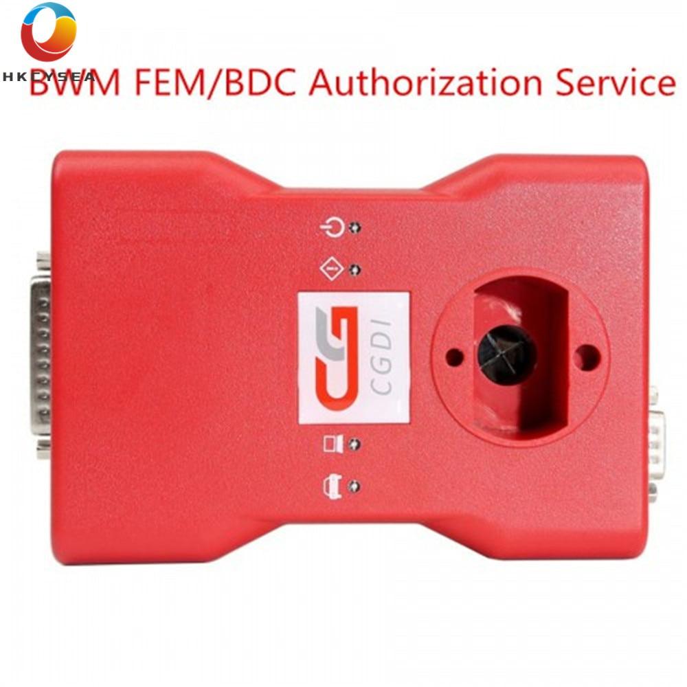 HKCYSEA pour autorisation BWM FEM/BDC pour CGDI Prog BMW MSV80