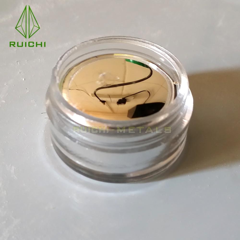 30 grams Gallium Indium alloy metal GaIn Eutectic Alloy 99 99