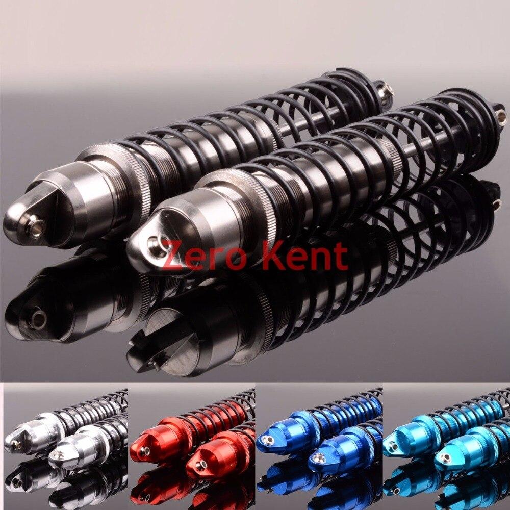2P Aluminum Oil Shock Absorbers 7761 For RC 1/5 Traxxas X Maxx 77076 4
