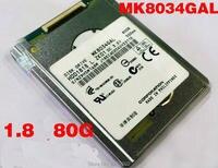 new mk8034gal 1.8 ce 80GB HDD FOR sony dv camera xr150e sr68e sr85e xr100e MACBOOK AIR REV A1237 IPOD VIDEO CLASSIC