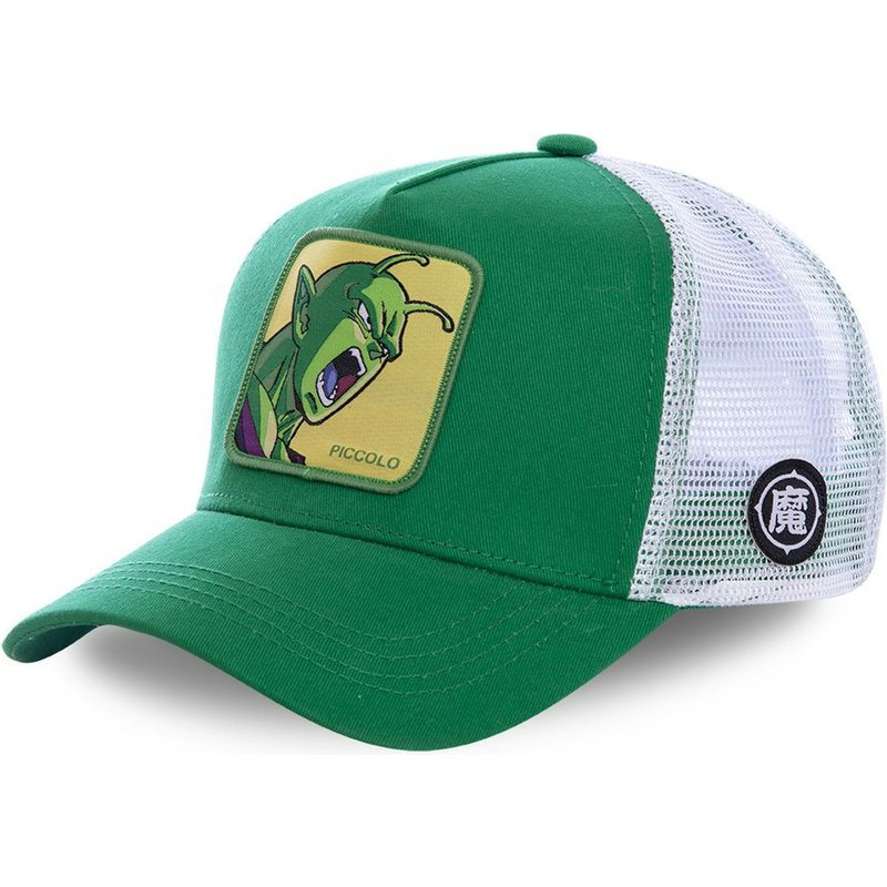 New Brand Piccolo Green  Dragon Ball Snapback Cap Cotton Baseball Cap Men Women Hip Hop Dad Hat Trucker Mesh Hat Dropshipping