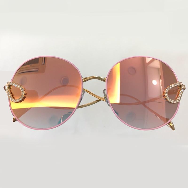Sonnenbrille Sunglasses Objektiv Uv400 Mode No1 De Frauen no2 Sunglasses Hohe Masculino Qualität Sol Retro no4 no5 Brillen Sunglasses Sunglasses Weibliche Designer no3 Runde Sunglasses Marke Oculos 1dq1Z