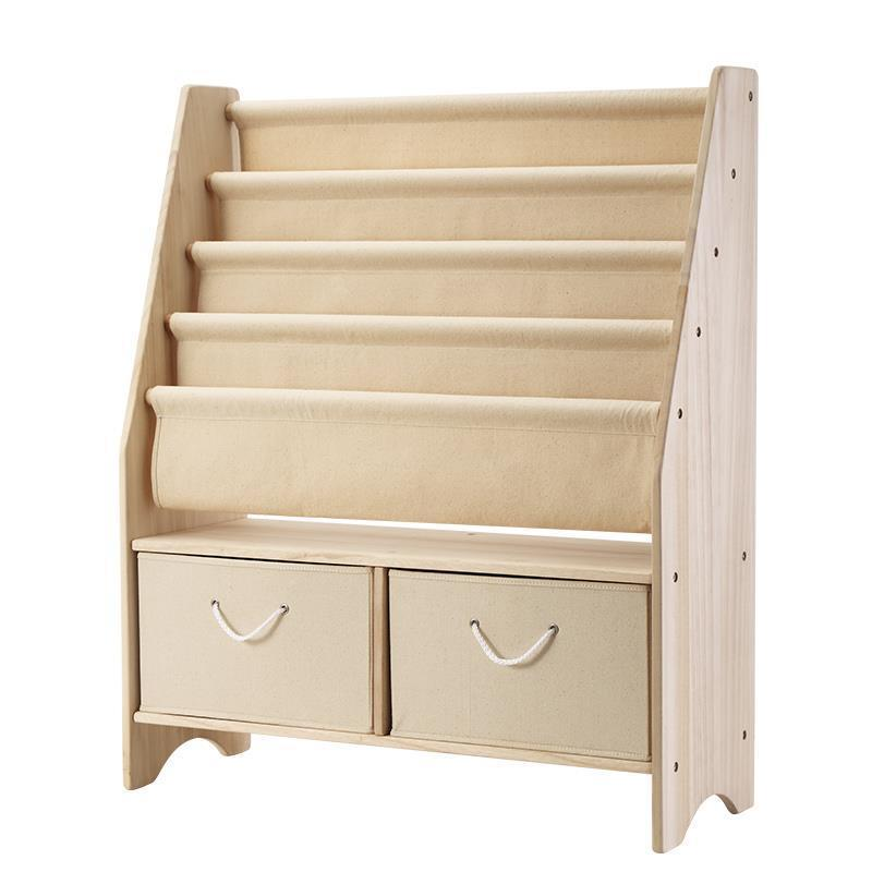 Oficina Home Wall Shelf Mueble De Cocina Estanteria Para Libro Shabby Chic Wood Retro Book Decoration Furniture Bookshelf Case