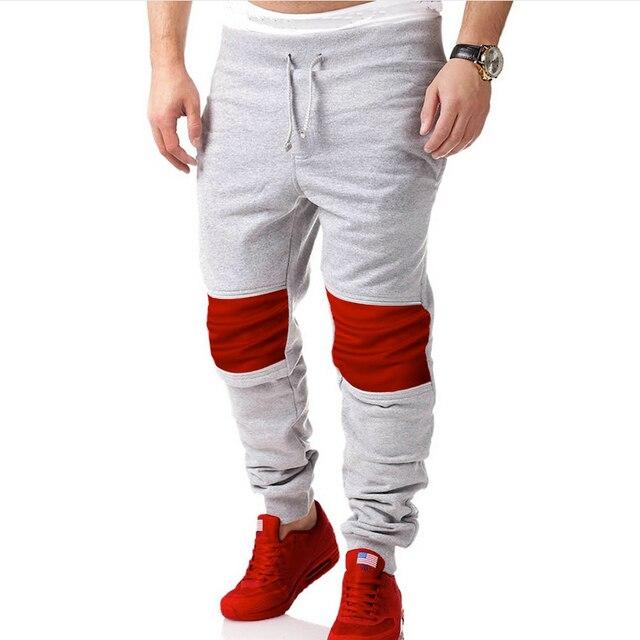2016 hot sale casual harem pants men joggers pantalons chandal homme hombre COTTON sweatpants super deal pants men pantacourt