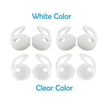 Silicone Cover Earbuds Earphone Case for Apple iphone X 8 7 6 Plus 5 5S SE Earpods