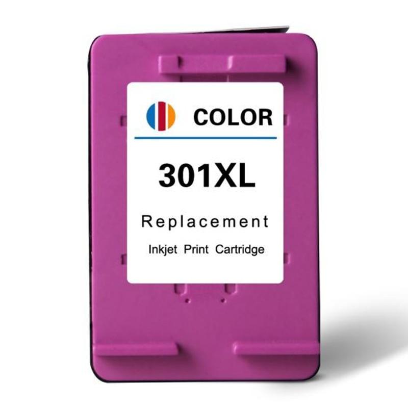 For HP 301 Color Ink Cartridge for HP301 301XL For HP Deskjet 1510 1000 1050 2050