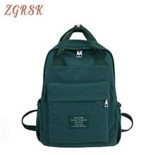 Female Designers Back Pack Bagpack Women Fashion Backpacks Bag Teenagers Girls Backpack