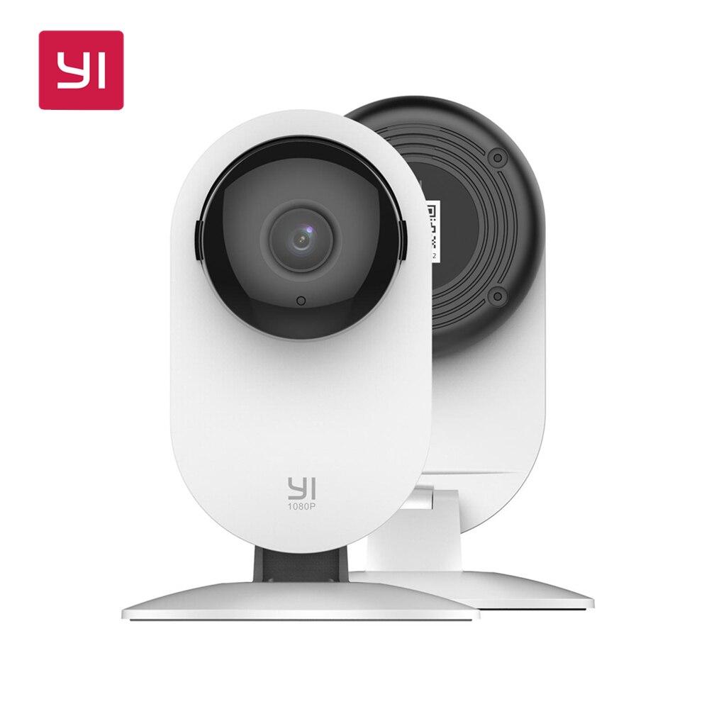 International Edition Xiaomi YI 1080p Home Camera Xiaoyi Wireless IP Security Surveillance Wifi Mini Camera