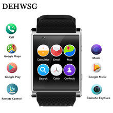 DEHWSG Newest Android 5.1 Smart Watch Z11 MTK6580 Smartwatch with pedometer camera 2.0M 3G WIFI GPS for xiaomi huawei SAMSUNG(China)