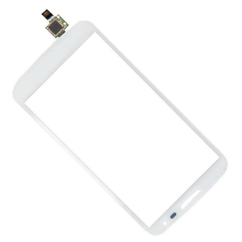 White / Black T High Quality 4.7 Touchscreen Panel Glass Sensor For LG G2 Mini D618 D620 D621 D625 Replacement Parts