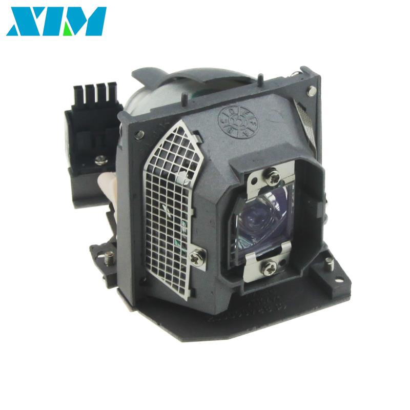 XIM-lisa Lamps Brand New 180DAYS Warranty 310-6747/725-10003 Replacement Projector Lamp with Housing for DELL 3400MP