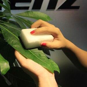 Image 5 - 100 Pcs Groothandel White Magic Sponge Eraser Melamine Cleaner,multi Functionele Cleaning 100X60X20 Mm 50 Stuks