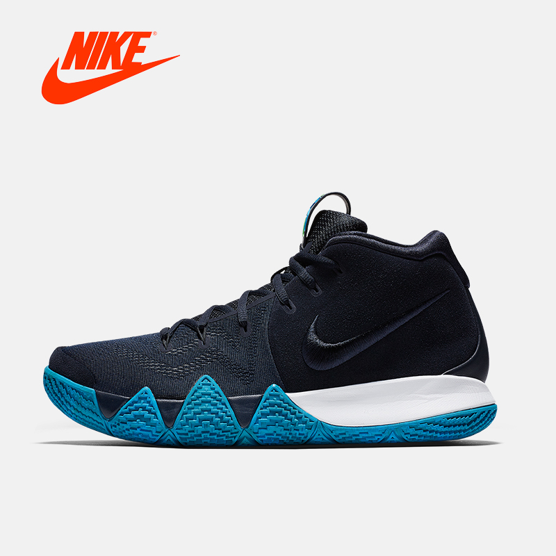 Original New Arrival Authentic NIKE KYRIE 4 EPmens basketball shoes sneakers 943807 Hiking Sport Outdoor intersport original new arrival authentic nike air pippen mens basketball shoes sneakers 325001 sport outdoor comfortable