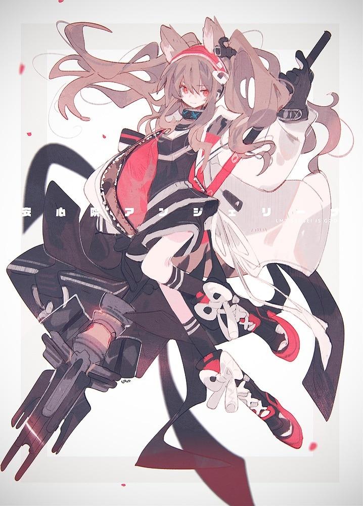 【P站美图】明日方舟壁纸特辑- ACG17.COM
