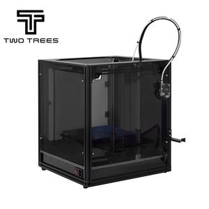 Image 5 - שני עצי 3D מדפסת גבוהה דיוק ספיר S CoreXY אלומיניום פרופיל מסגרת גדול אזור ערכת Core XY מבנה אוטומטי פילוס