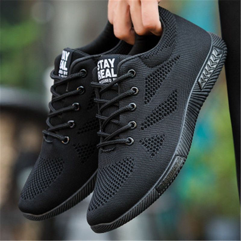 QIUJIN Men Running Shoes Light men sneakers comfortable outdoor breathable disruptor sport Shoes man zapatillas hombre deportiva