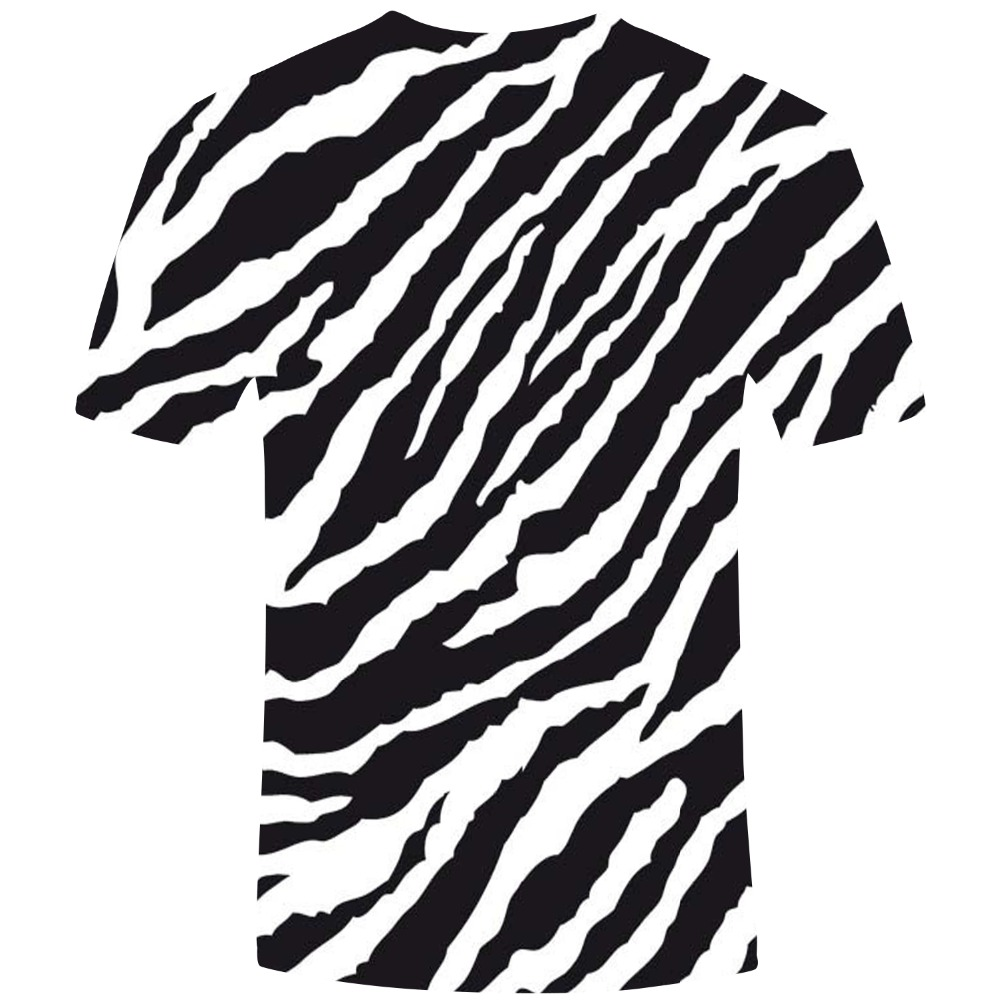 Cloudstyle 2018 3D Tshirt Տղամարդկանց շապիկով - Տղամարդկանց հագուստ - Լուսանկար 2