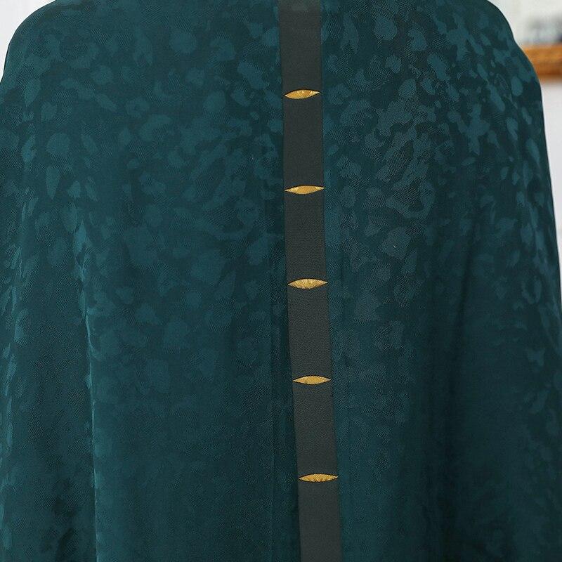 Taille Tee Jacquard B120 Vert 5xl Grande Foncé souris Soie Pull Femmes Irrégulière Manches shirt Chauve D'été Long Lâche T Femelle Décontracté Voa Fx5qwCx