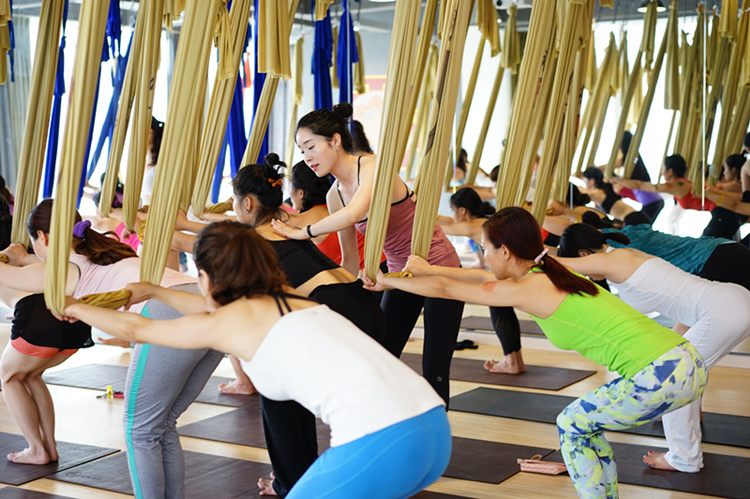 prior fitness aerial yoga hammock swing (20)