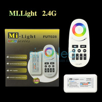 RGBW Controller 2 4G Mi Light LED Touch Remote Control Dimmer 12 24V 24A For SMD