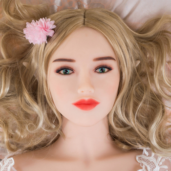 WMDOLL NEW Top quality realistic sex dolls head with oral sexy for adult doll sex toys for men